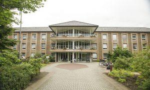 Das Johannesstift in Papenburg. Foto: Denise Kiesow, Marien Hospital Papenburg Aschendorf