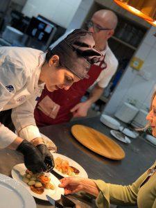 Kulinarische Highlights aus Italien kreieren die Teams in den verschiedenen Restaurants von Santino la Tona. Privat-Foto