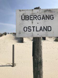Der wilde Teil der Insel Borkum: Das Ostland. Foto: Nordseeheilbad Borkum GmbH