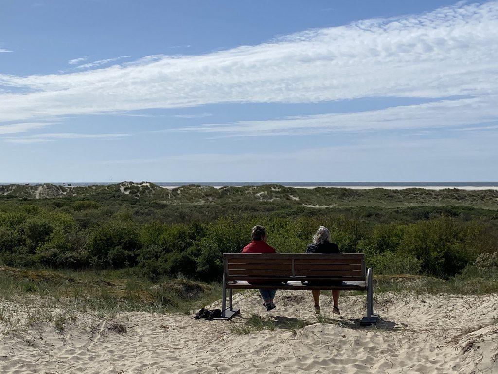 Wer mit dem Rad Borkum erkundet, findet überall fantastische Ausblicke in die Natur. CA-Foto