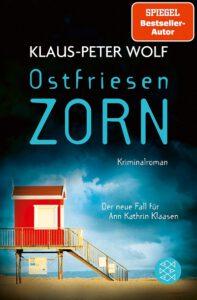 """Von 0 auf 1 in der Spiegel-Besteller-Liste: """"Ostfriesenzorn"""". PR-Foto"""