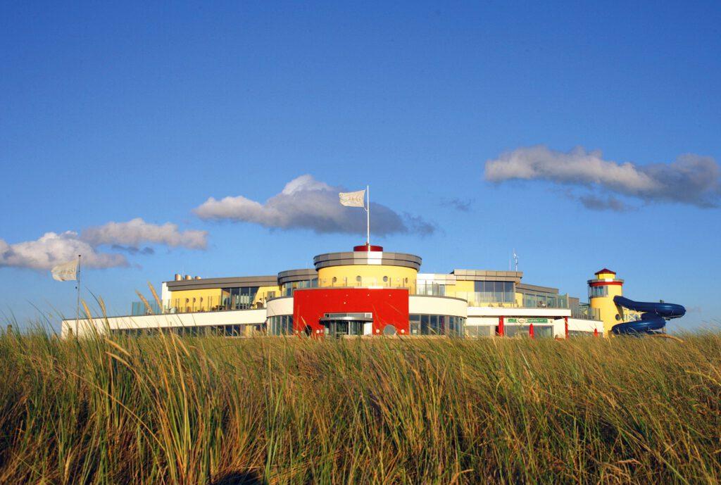 Das Gezeitenland auf Borkum. Foto: Nordseeheilbad Borkum GmbH